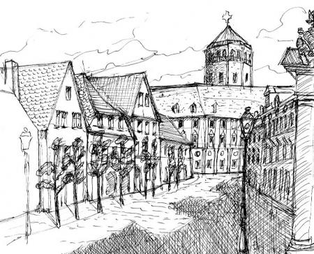 Bayreuth historique - Kanzleistrabe