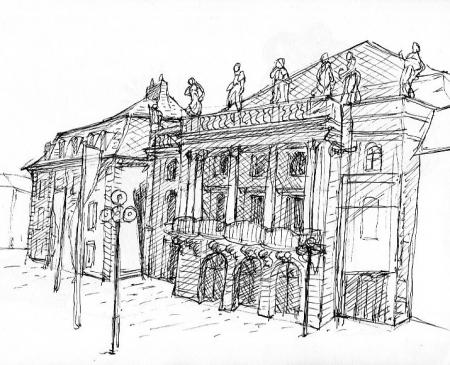 Bayreuth artistique - l'opéra des Margraves