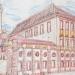 Bayreuth historique - l'ancien château