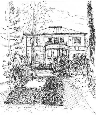 Bayreuth artistique - Villa Wahnfried