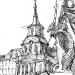Bayreuth historique - Place du marché