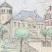 Bayreuth historique - Place de la Spezia